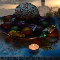 Христос Воскрес :: Валерий Лазарев