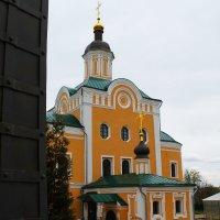 Свято-Троицкий монастырь — женский православный монастырь в Смоленске. :: Ирина я