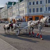 Летний день в городе :: Сергей С
