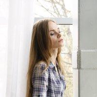 Первая съемка в студии :: Татьяна Толмачева