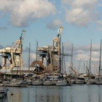 Порт в Палермо :: Виктория Нефедова