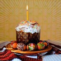 Cчастливой Пасхи! :: Валентина Данилова
