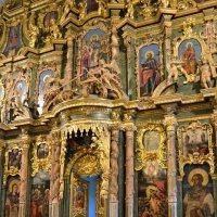 Фрагмент иконостаса Сампсониевского собора :: Ольга
