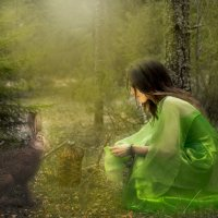 знакомство с лесом :: Arsy Arsy