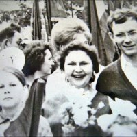 1 Мая 1960 года :: Нина Корешкова