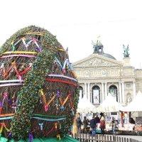Львов готов к празднику Светлой Пасхи-2. :: Руслан Грицунь