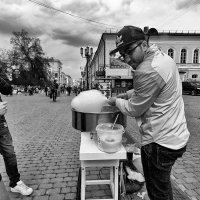 Сахарная вата :: Saloed Sidorov-Kassil