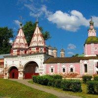 Суздаль. Свято-Ризоположенский женский монастырь :: Ирина Falcone