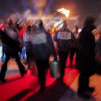 Олимпийский огонь :: Elen Dol
