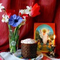 С ХРИСТОВЫМ ВОСКРЕСЕНИЕМ!!! :: Тамара (st.tamara)
