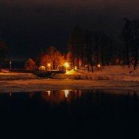 Ночная жизнь :: Алёнка Шапран