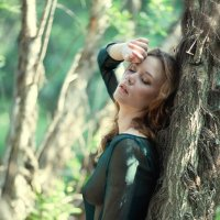 на природе :: Настасья Фадеева