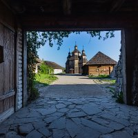 Музей Казачества, вход... :: Павел Петрович Тодоров
