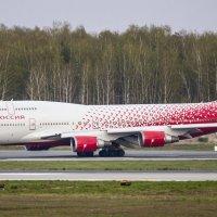 Boeing -- 747 :: Олег Савин