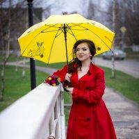 дождливый день :: Виктор Зенин