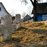 Каменные кресты :: Vladimir Semenchukov