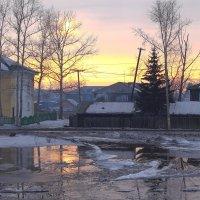 красивое бездорожье в Сибири :: Мария К