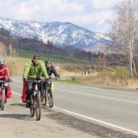 Велопробег по Горному Алтаю :: Елена ))