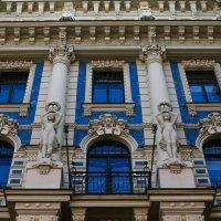 Архитектура :: Anrijs Slišāns