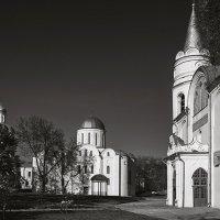 Церкви черниговского Вала. :: Андрий Майковский