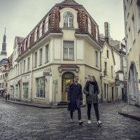 старый ТАЛЛИН_06 :: Jurij Ginel