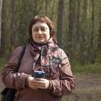 в парке :: Павел Серов
