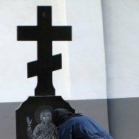 Поминальная молитва... :: Владимир Бровко