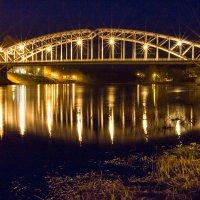 Мост Белелюбского. г.Боровичи :: вадим климанов