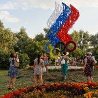 В олимпийский год :: Сергей С