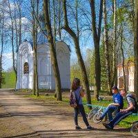 Тёплый майский день :: Владимир Рязанов