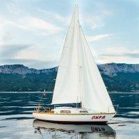 Яхты :: Анна Выскуб