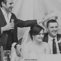 Свадебное , эмоции :: Марина Бабич (Горишная)