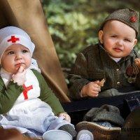 Фотопроект посвященный Великому Дню Победы. :: Екатерина Бражнова