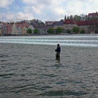 Ловись рыбка ... :: Владимир Икомацких
