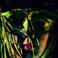 Carnival portrait. :: krivitskiy Кривицкий