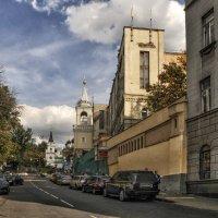 Московская улица :: Аркадий Беляков