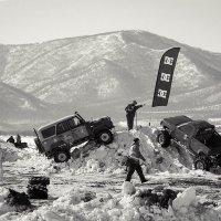 """Фестиваль """"Снежный путь"""". Верным путём, как говорится... :: Степан Филёв"""