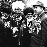 Туркмены ветераны в Москве :: Борис Александрович Яковлев