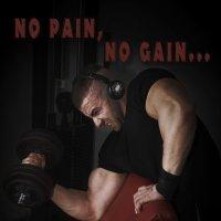 Нет боли, Нет результата... Иди тренируйся! :: Андрей Боженков