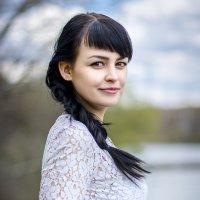 На озере :: Виктор Зенин