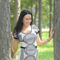 В парке :: Сергей Тагиров