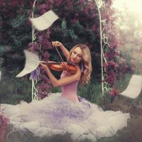 мелодия весны :: Ирина Харцызова