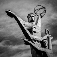 Скульптура времен развитого социализма :: Николай