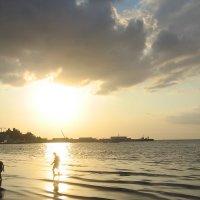 Призрак солнечной дорожки :: Balakhnina Irina