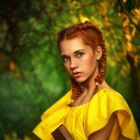 Лили... :: Марина Кузнецова