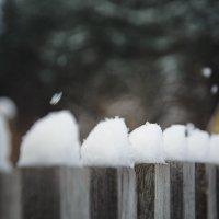 Снежные холмы :: Алексей Вольтов