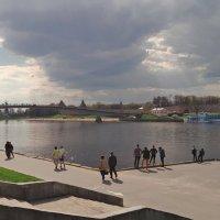 Набережная Новгорода :: Vasiliy V. Rechevskiy