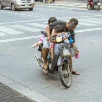 Шестая неделя. Фото 9. Тайская Золушка. Кадр 4 :: Владимир Шибинский
