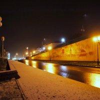 Ночной город :: Елена Пономарева