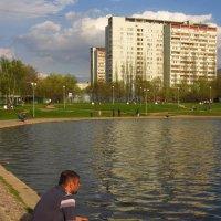 Улов в рыбалке - не всегда главное :: Андрей Лукьянов